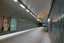 Tunnelbana-Station Slussen